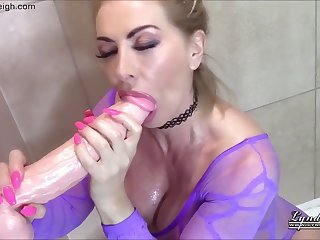 Hot Fit Busty Uk Milf Jerk You Off Part 5