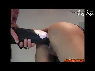 Blonde Slut Gives Blowjobs On A Stable 36 Min