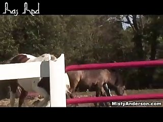 Somewhere In Africa, A Maiden Who Went To The Farm On A Village's Cultural Day Got Fucked Mercilessly By Three Masquerades 10 Min