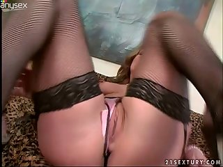 Sexy Milf Flower Tucci Has An Awesome Booty And Milf Pussy